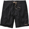 Patagonia M's Light and Variable Board 18in Shorts Black w/Ash Tan